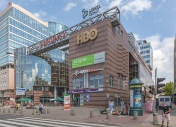Nowe recepcje w budynku Europlex