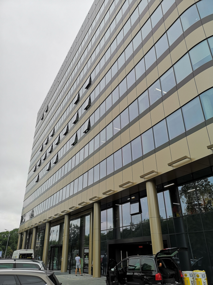 Fabryczna Office Park B1
