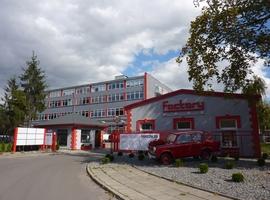 Factory Park - Fabryczna 20A