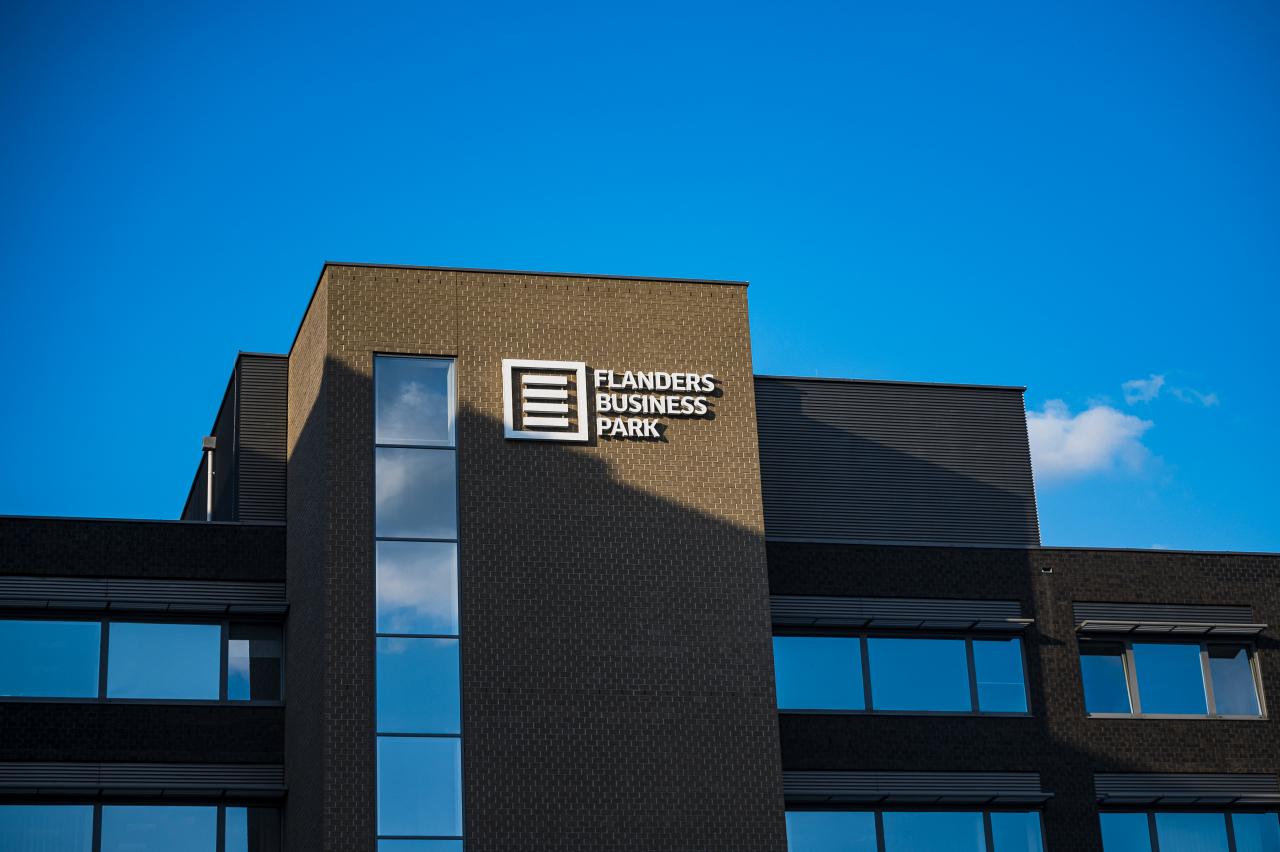 Flanders Business Park A