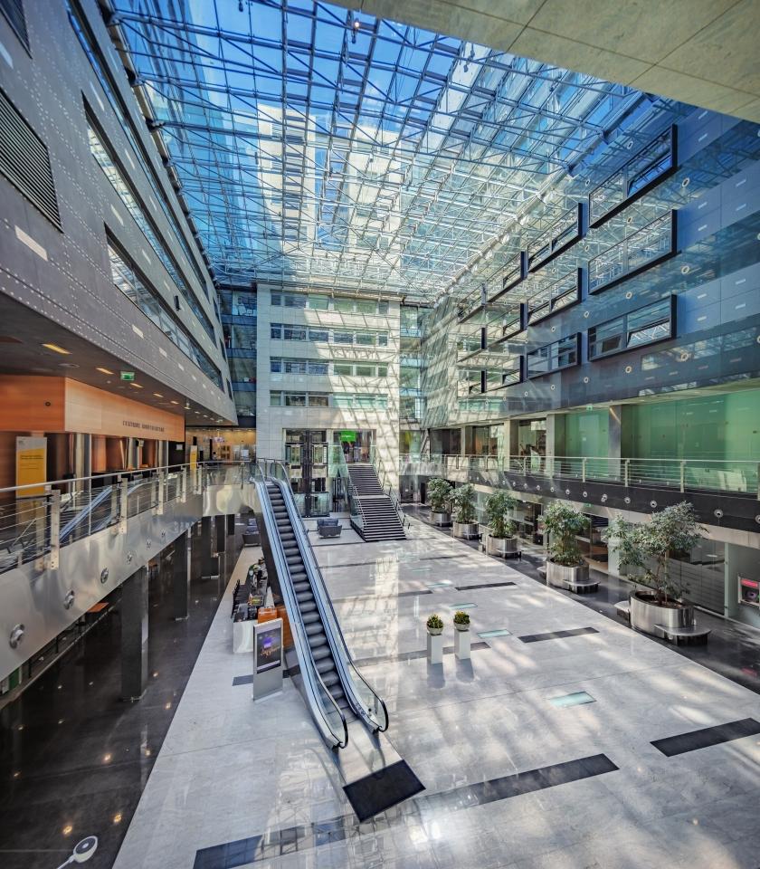 Główne lobby
