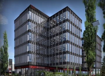 Fordońska 262 Office Centre - I faza