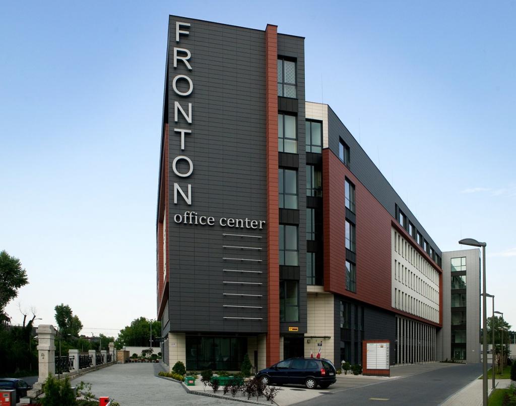 Budynek Fronton