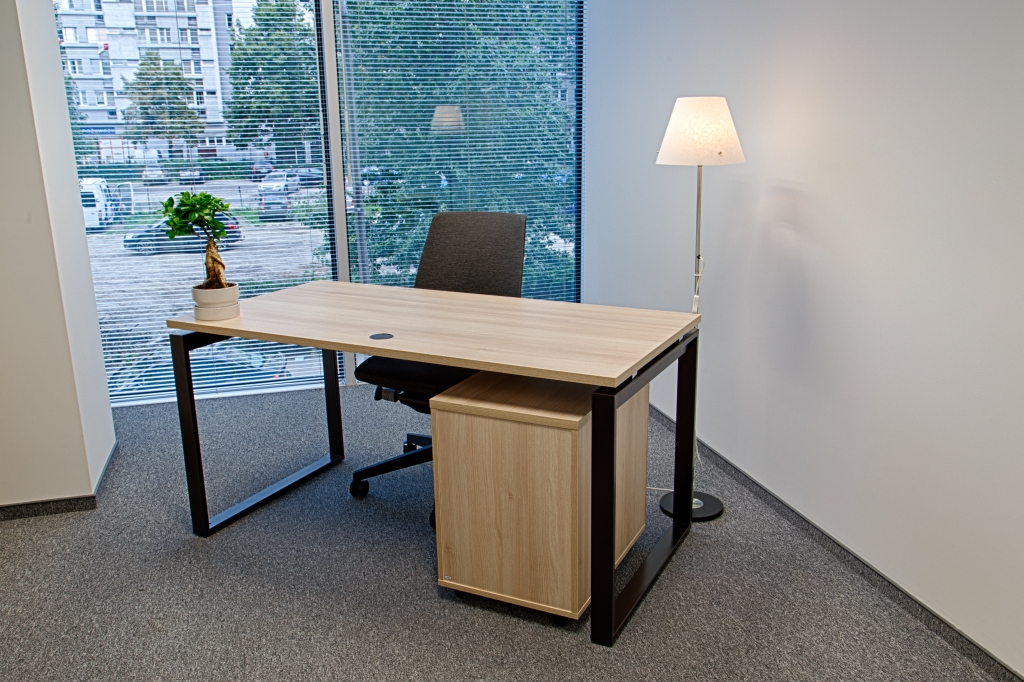 Instant office for 1-2 people