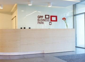 Energetycznie samowystarczalny GPP Business Park