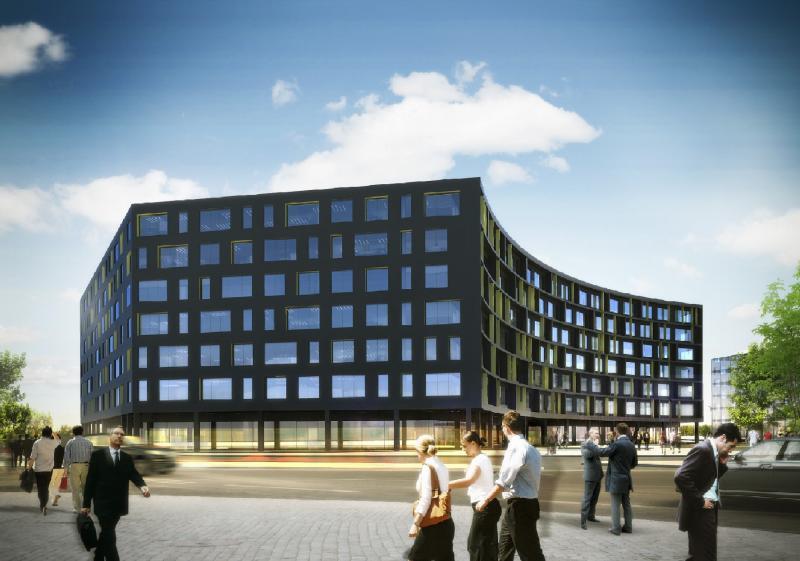 Ogólny widok budynku