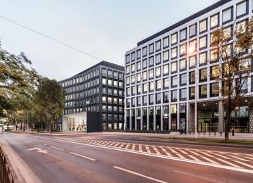 Budowa wrocławskiego Green2Day nabiera tempa