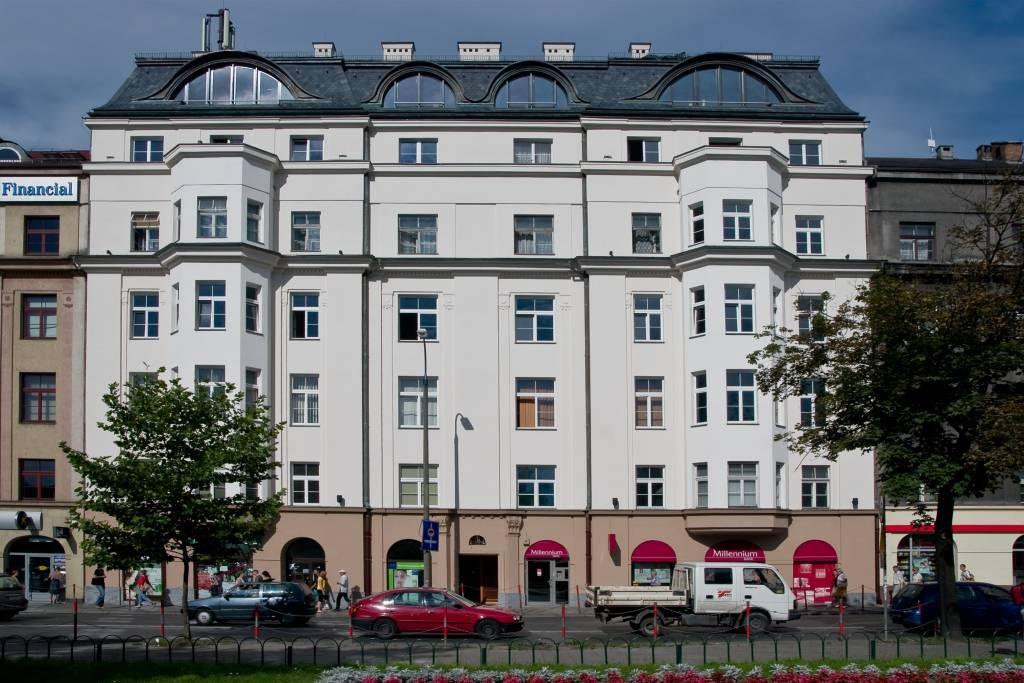 Herbewo - Słowackiego 64 / Prądnicka 4