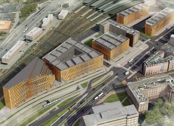 Budowa czwartego biurowca High5ive w Krakowie ruszyła