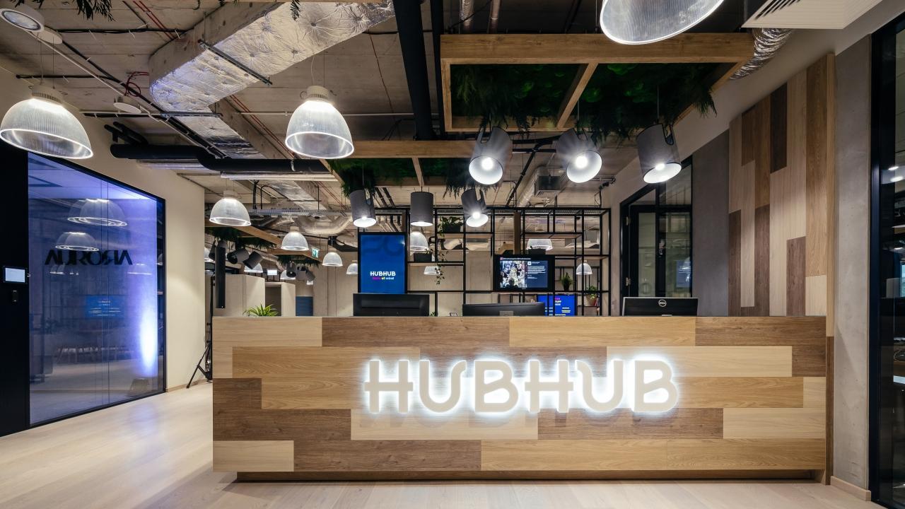 HubHub Postępu 14