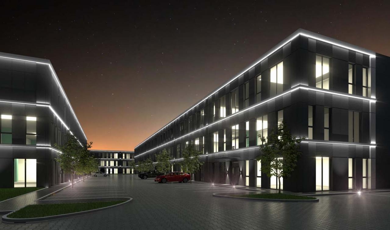 Ideal Idea City Park Warszawa V (phase I)
