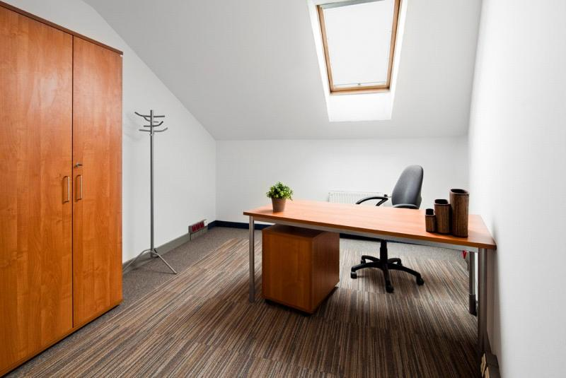 The office room for rent