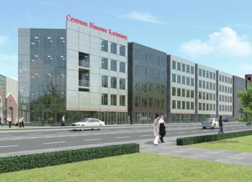 Kazimierz Office Center w Krakowie, wyróżniony certyfikatem BREEAM