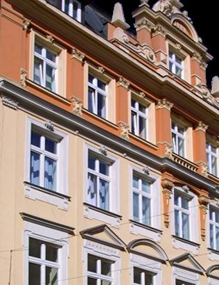 28 Kiełbasnicza Street - the facade