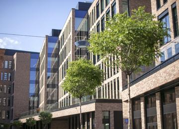 Rozpoczęła się budowa nowych budynków w kompleksie Centrum Praskie Koneser