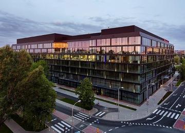 Biurowiec Konstruktorska Business Center ubiega się o BREEAM
