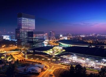 Powstanie nowa wieża w Katowicach
