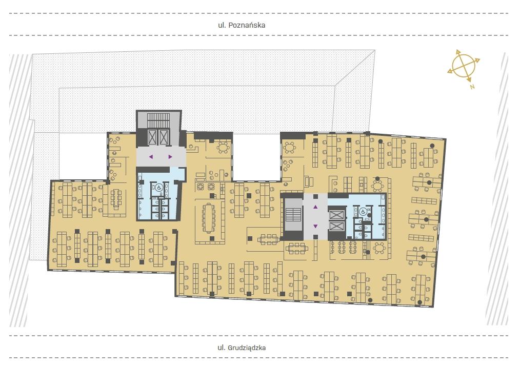 Rzut 3 piętra