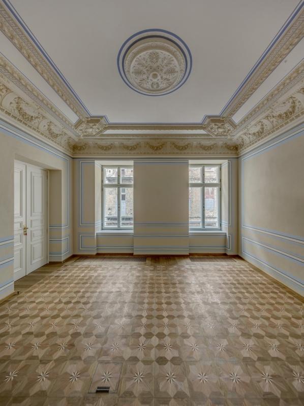 Budynek biurowy - wykończony pokój historyczny