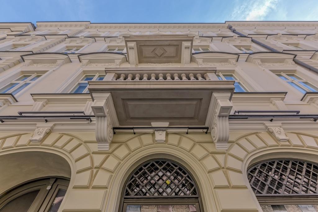 Budynek biurowy - fasada