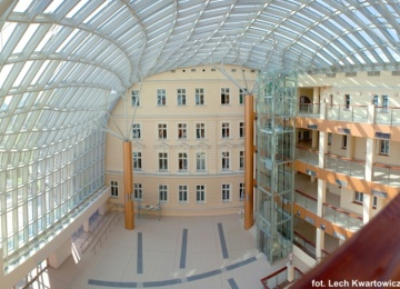 Letia Business Center prawie skończona