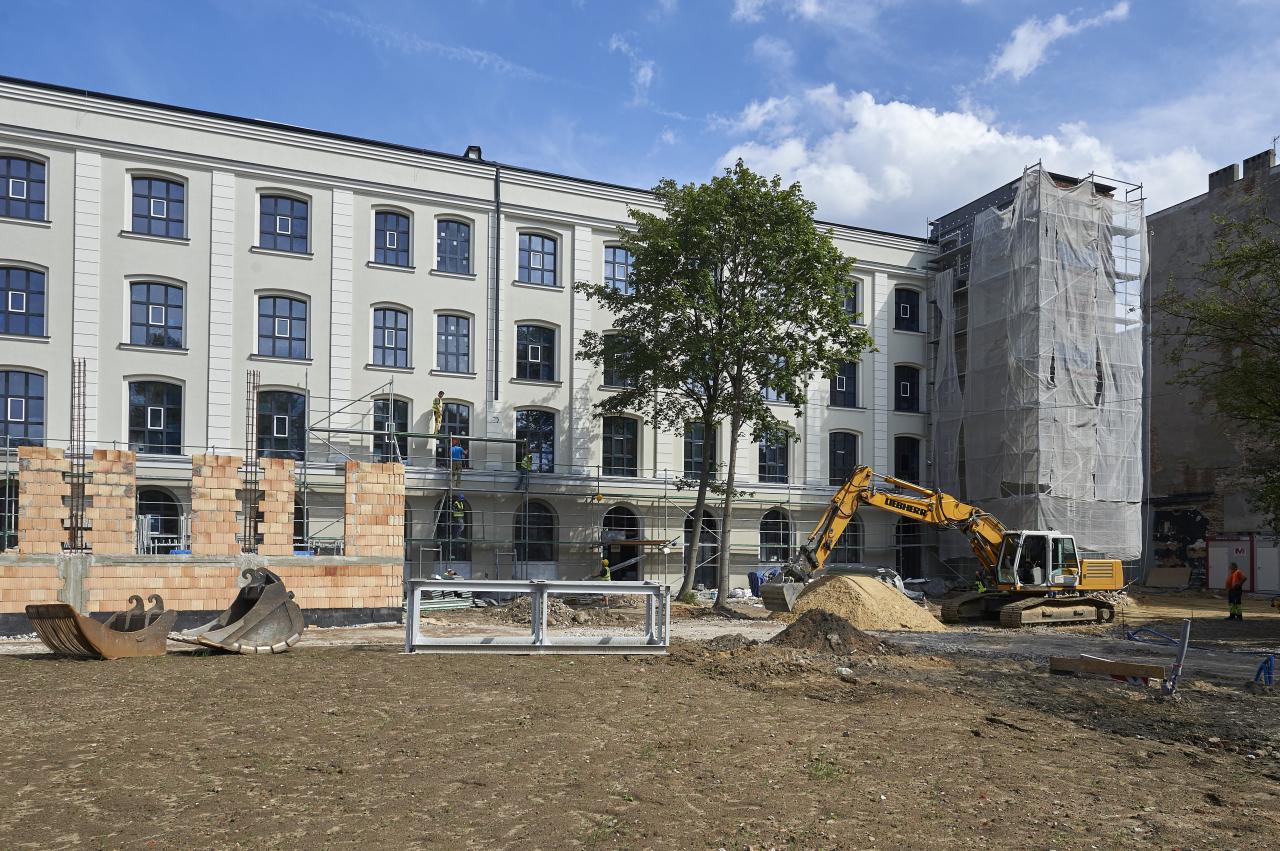 Łódź.Work