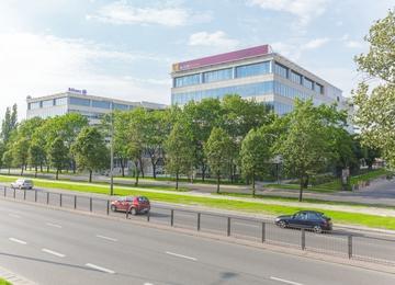 Biurowiec Łopuszańska Business Park z certyfikatem BREEAM