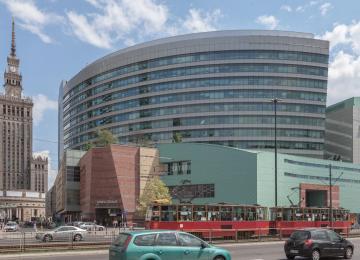 Nowa siedziba Wyborowej
