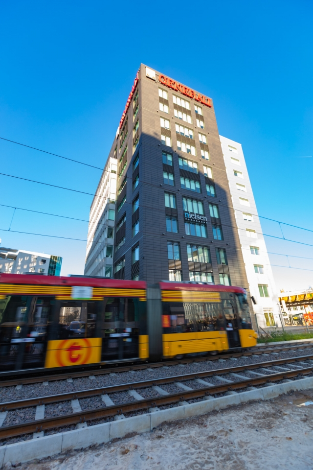 Zdjęcie fasady budynku