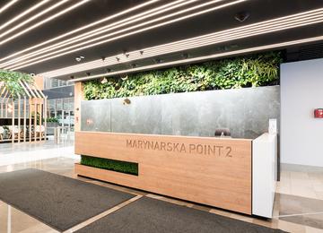 Marynarska Point II z zielonym certyfikatem