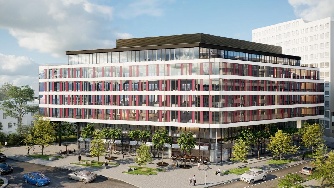 Mogilska 35 Office