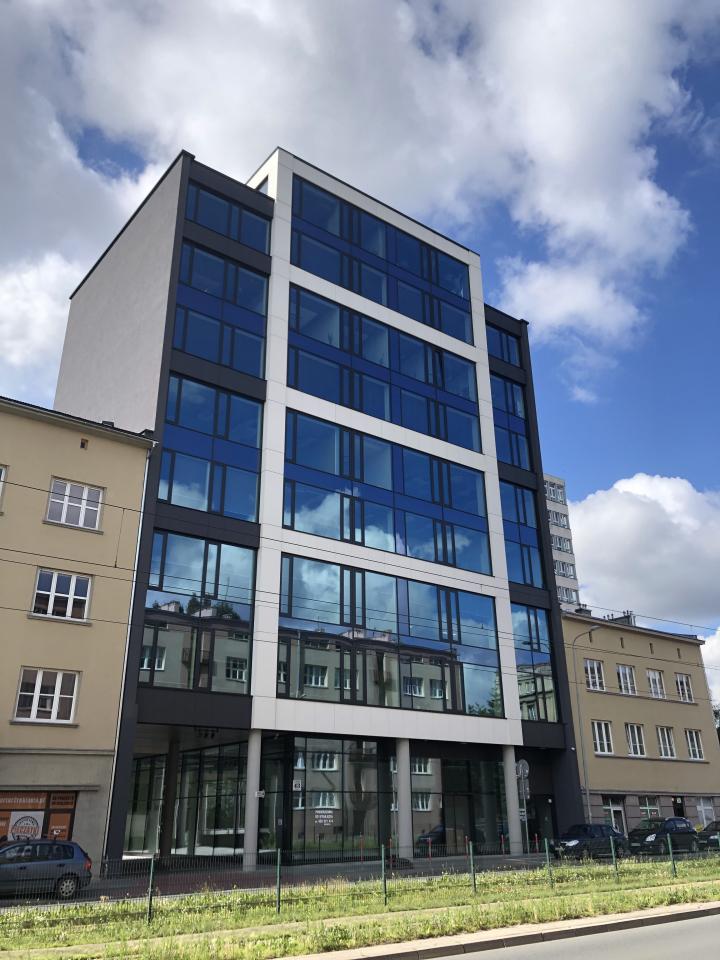 Mogilska 43 Office