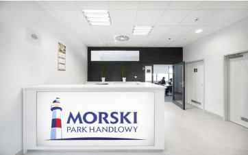 Morski Park Handlowy - Office space