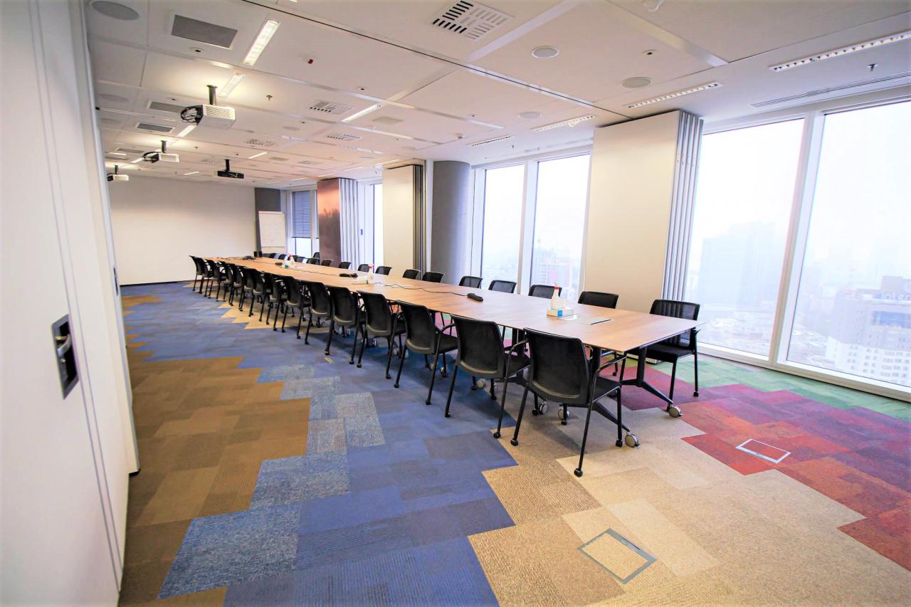 Sala konferencyjna - Rzeki