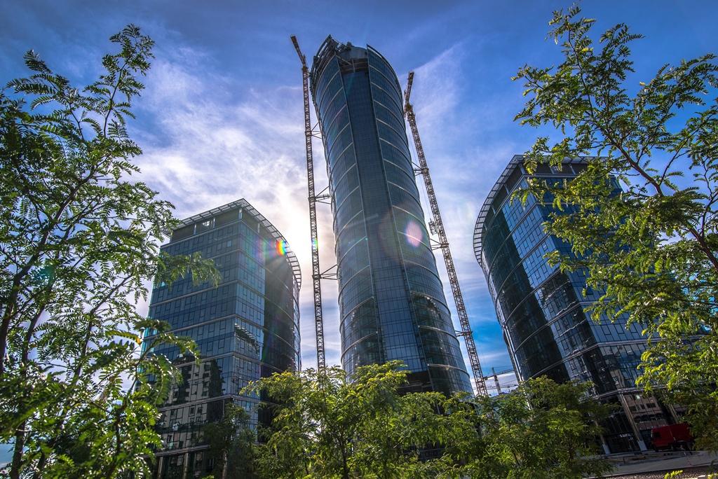 Budynki z powierzchnią biurową do wynajęcia