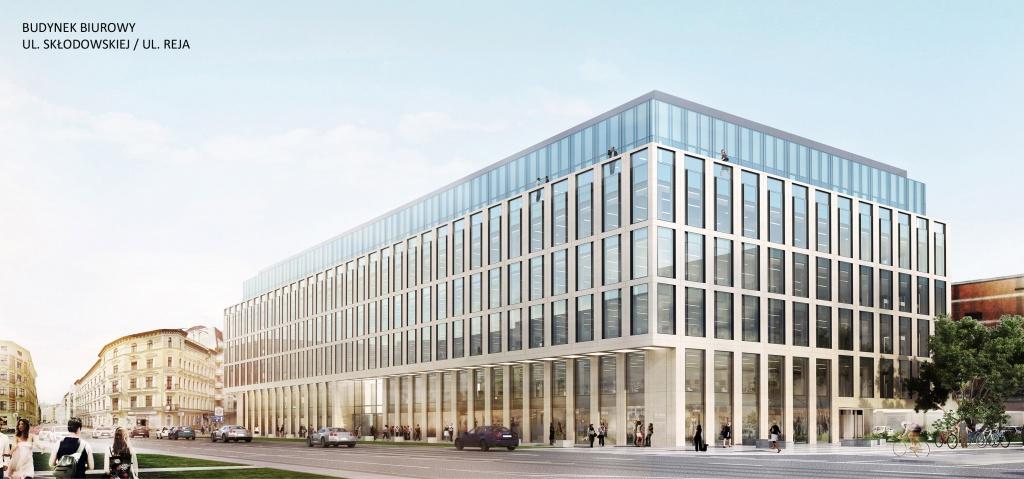 NOBILIS Business House - nowoczesna powierzchnia biurowa