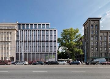 Fundamenty na Nowogrodzkiej postawione