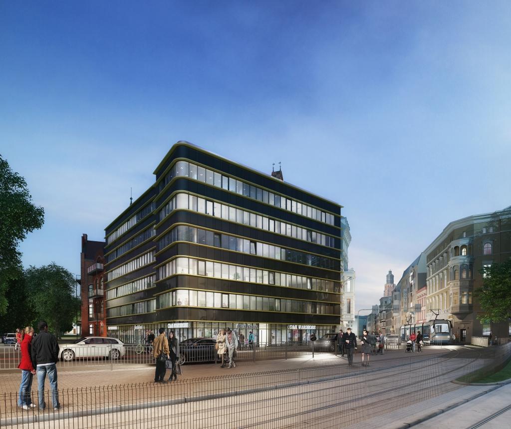 NOWY ALEKSANDERHAUSE - powierzchnie biurowe do wynajęcia