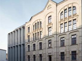 OFF Piotrkowska Center Sepia Office