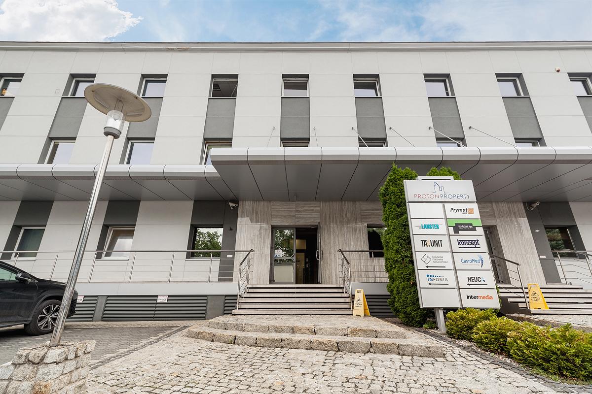 Office & Cowork Centre - Racławicka 58
