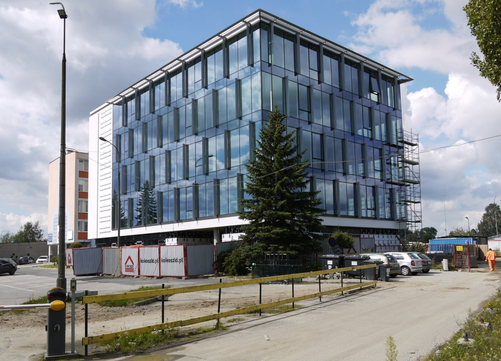 Office Kokoszki - faza I