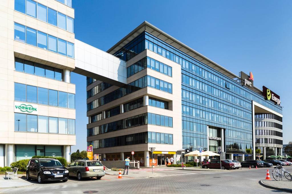 Olivia Business Centre - Olivia Gate