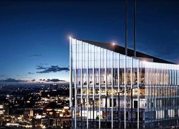 Kolejny budynek w kompleksie biurowym Olivia Business Centre