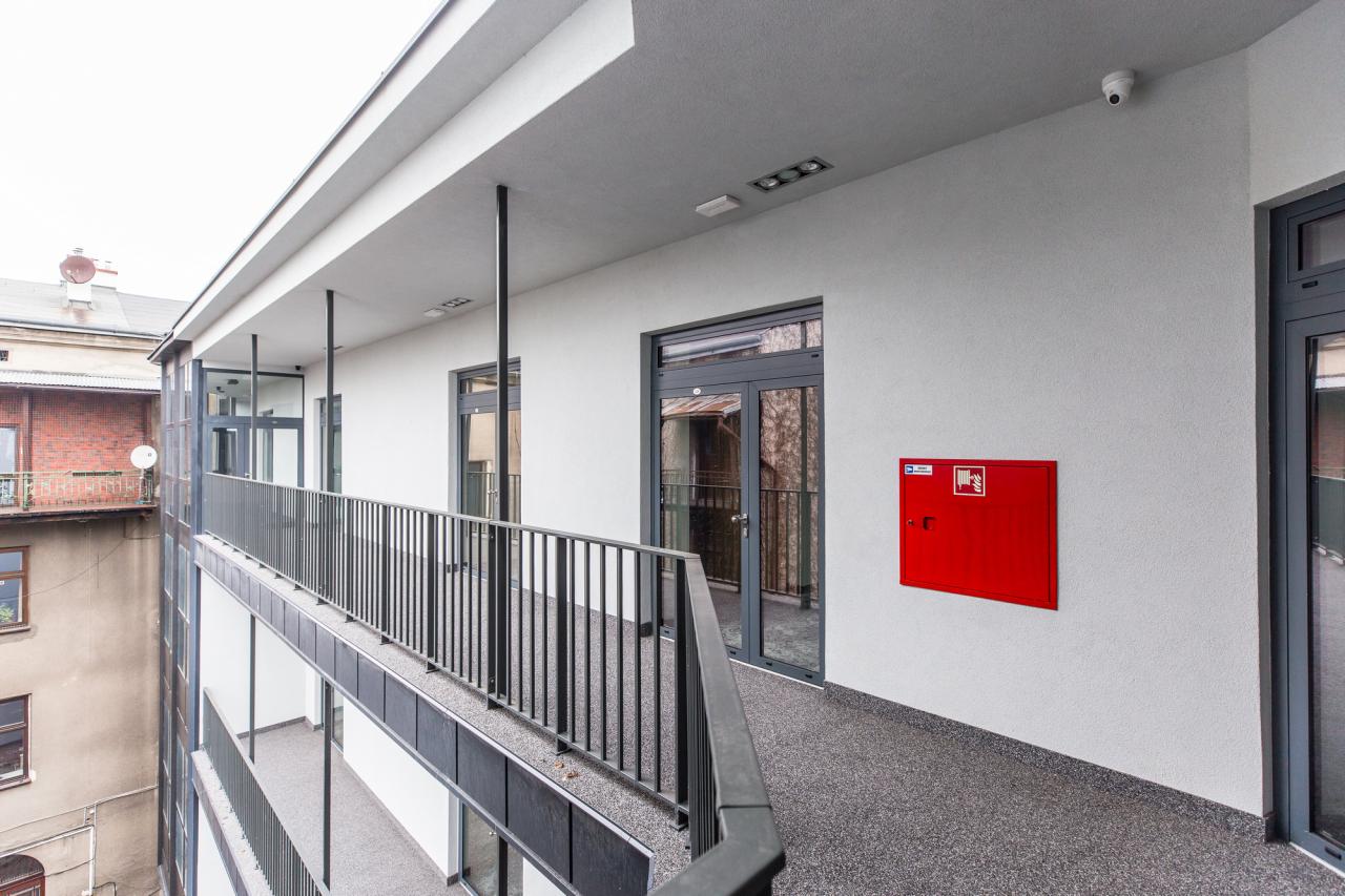 OmniOffice Marshal Center