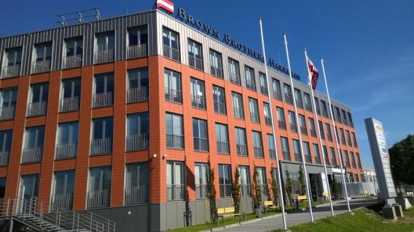 Orange Office Park I (Amsterdam)