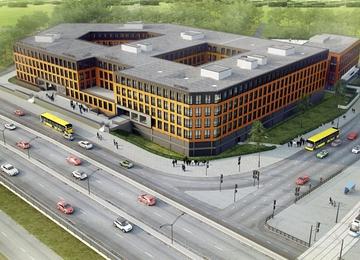 Trzeci etap Orange Office Park