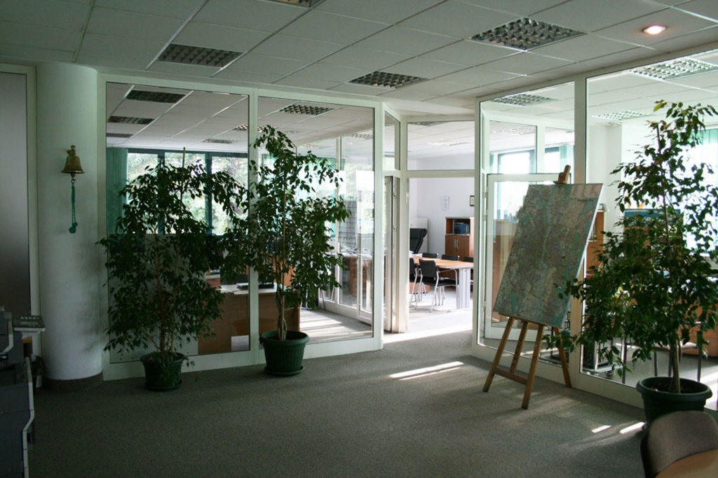 Office spaces -inside view