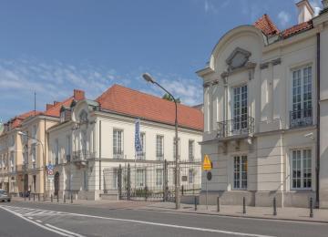 Pałac Młodziejowskiego zmienił właściciela