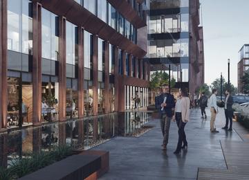 Budowa kolejnych etapów Palio Office Park