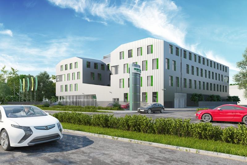PERYDOT office building